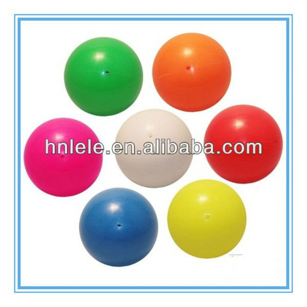 hot sell toy for children hollow soft rubber ball