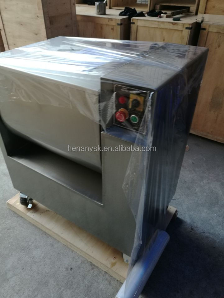 100L Durbale Stainless Steel Meat Mixing Mixer Machine for Stuffing