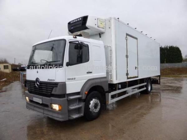2004 MERCEDES-BENZ ATEGO 1823 FRIDGE BOX