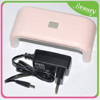 Nail drying machine ,led 6w nail lamp ,H0Tq7 rainbow dual uv led nail lamp