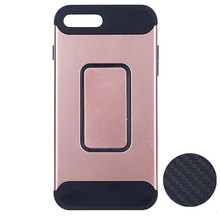 Promotion hot producrs car use tank style shockproof plastic tpu metal 3 in 1 cell phone case for nokia 6 5 3
