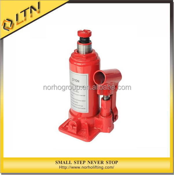 Top Selling 100 Ton Short Bottle Jack