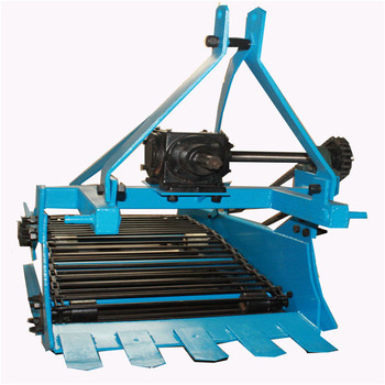 Hotselling mini potato harvester for farm use