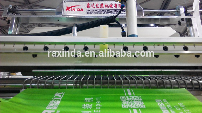 Hot Sale Fully Automatic Non-woven Bag and Handle Integrated Machine