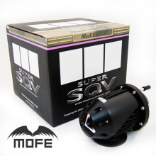 Mofe SpeedWay Blow Off Valve BOV Turbo Original Logo SSQV SQV 4 IV High Performance Black Sliver Modification Parts