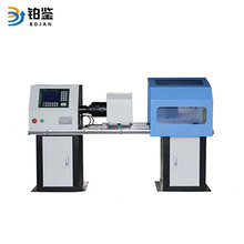Automobile transmission shaft torsion testing machine