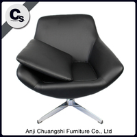 Wholesale office low price PU office meeting chair visitor chair ZC-3215