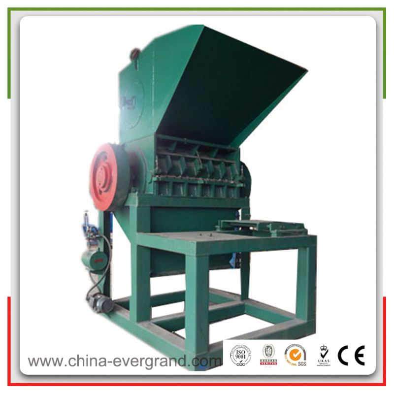 Advanced Technology Plastic Crusher And Washer Machine
