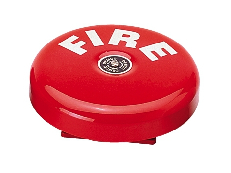 "6"" Dome Alarm Bells D - 102"