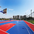 PP court tiles for outdoor sports flooring