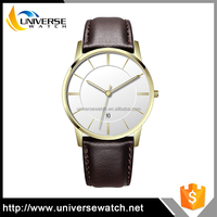 Wholesale price high quality ultra slim stainless steel custom your own brand watch