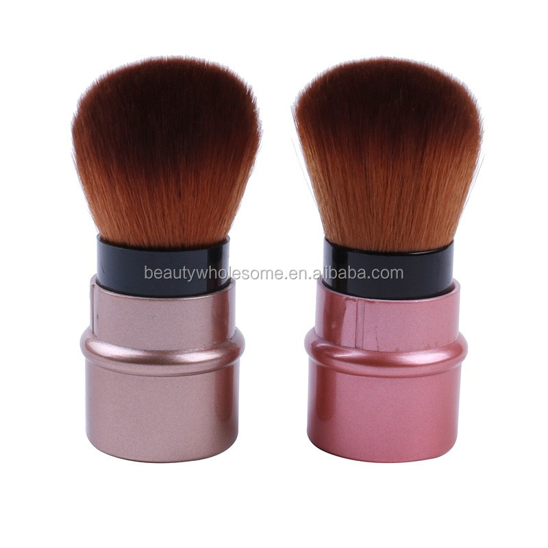 T0C 2016 Fashion Professional Retractable Makeup Blush Brush