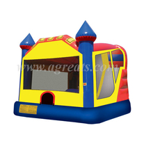 Cheap material PVC inflatable combo bouncing castle house, inflatable combo games for jumping G3025