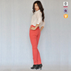 Oem manufacture summer casual lady pants