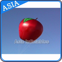 Hot Sale Apple Inflatable Helium Balloon