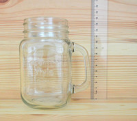 Hot sale big volume milk glass jars with metal caps