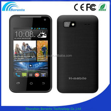 Wholesale MTK6572 Dual core dual sim dual standby 3G GPS WIFI Smart android 4.2 smart cell phone