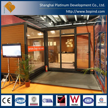 Prefabricated 20ft 40ft Standard Size High Quality Shipping Container Home/kit China Made