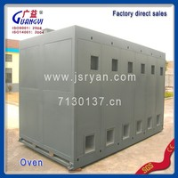 industrial welding electrode heating drying oven