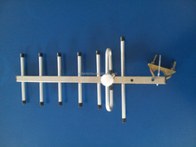 outdoor easy install and operate yagi uhf tv antenna