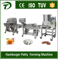 automatic commercial hamburger patty forming machine for sale