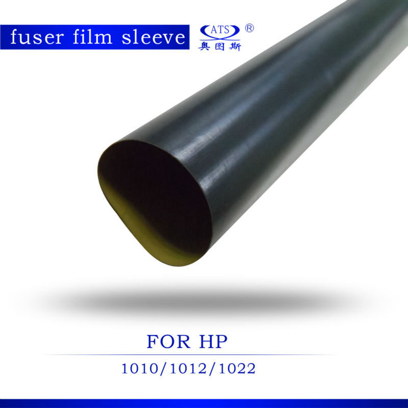 laser printer parts fixing fuser film compatible hp1010 fuser film sleeve