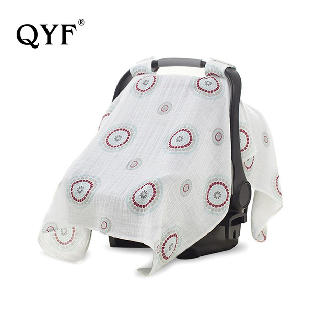 Infant Canopy Car Seat Cover,New Design Nursing Strap Baby Car Seat Cover By Trade Assurance
