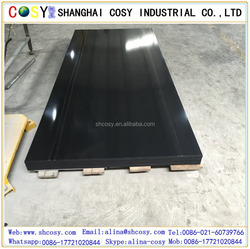 Black PVC Foam Sheet with high quality for Advertising and Decoration