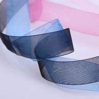 Wedding Chair Organza Ribbon, custom print organza ribbon wholesale