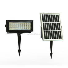 Decorative Ip65 Outdoor Rgb Led Solar Powered Path Lights For Garden