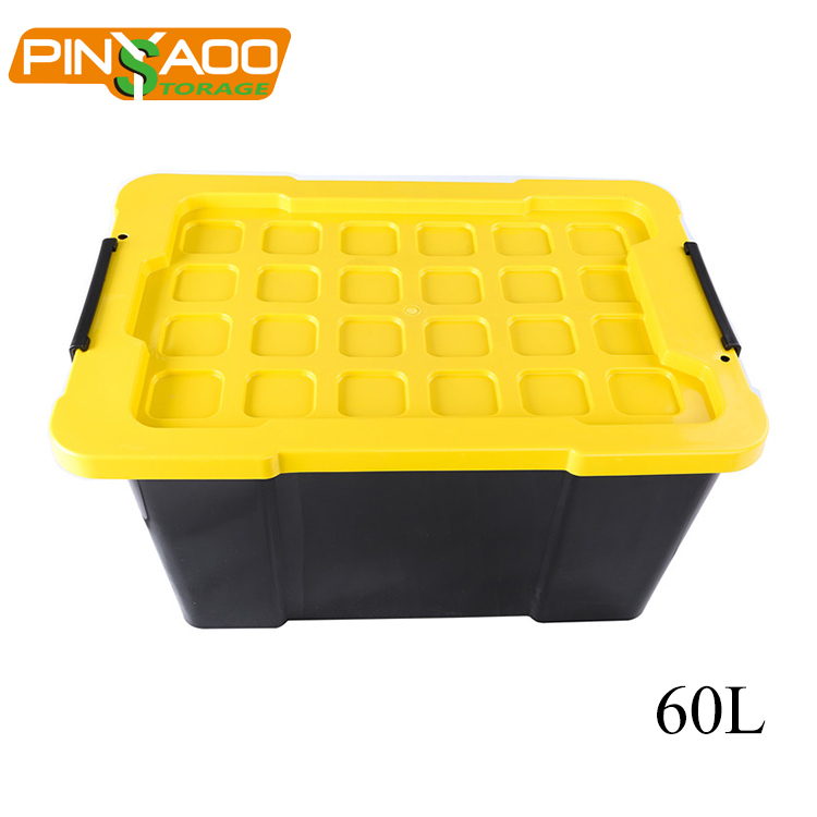 60L Custom Classic widely use top quality heavy duty garden tool storage box