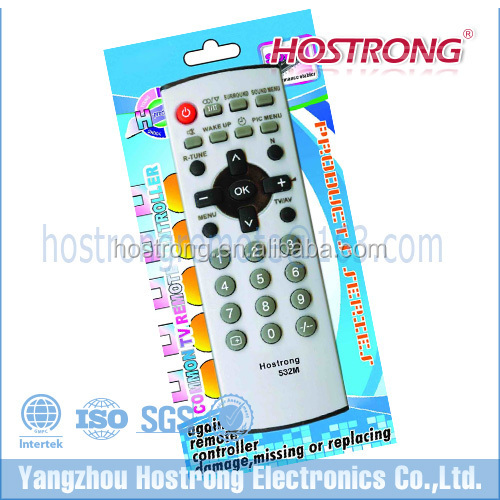 RM-532M TV/VCD/DVD/LCD/LED/satellite universal receiver remote control for Thailand