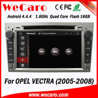 WECARO FACTORY OEM Cheap Android Car Navigation Multimedia Player for Opel Astra Zafira 2005 - 2011