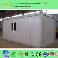 New design 40' special pre-made container house