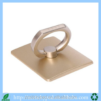 Promotion gift custom finger grip phone ring holder