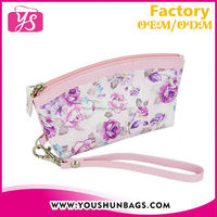 2015 new design pu leather latest cosmetic bag