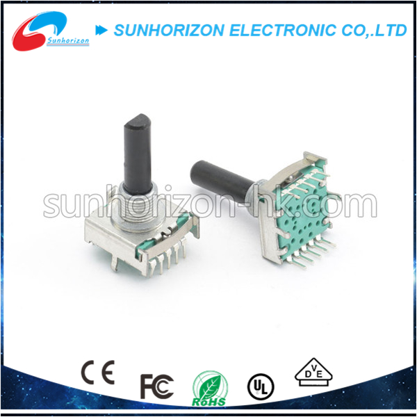 Automatic changeover switch 6 pole double throw switch 3-position
