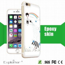 Factory Supplier Beautiful Decoration 3M Mobile Cell Phone Skin