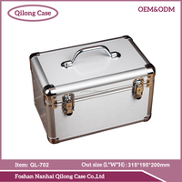 Low price silver travel tool bags