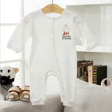 The newborn baby clothes baby spring and autumn 100% cotton underwear