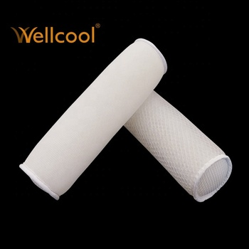 3d spacer fabric cylindrical 3d airflow air mesh pillow