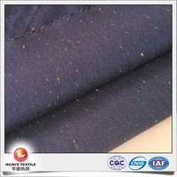 2016s fashion yarn dyed cotton polyester colour nep oxford cloth fabric