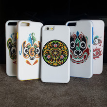 New promotion wholesale funny poker face silicone and plastic phone cover