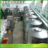 high automation palm oil refinery plant/crude oil refinery plant for refinery factory to use
