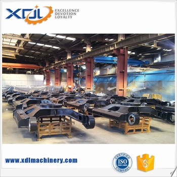 China Professional Custom Steel Structure Fabrication