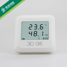 wall clock thermometer hygrometer