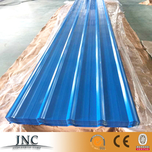 Prime color coating corrugated transparent roofing sheet China price list