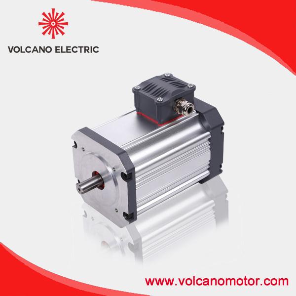 72v high professional Brushless DC electric Motor 5400W