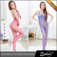 Women Sexy Full Body Stocking Sexy Hot Fashion Show Lingerie Babydoll Lingerie