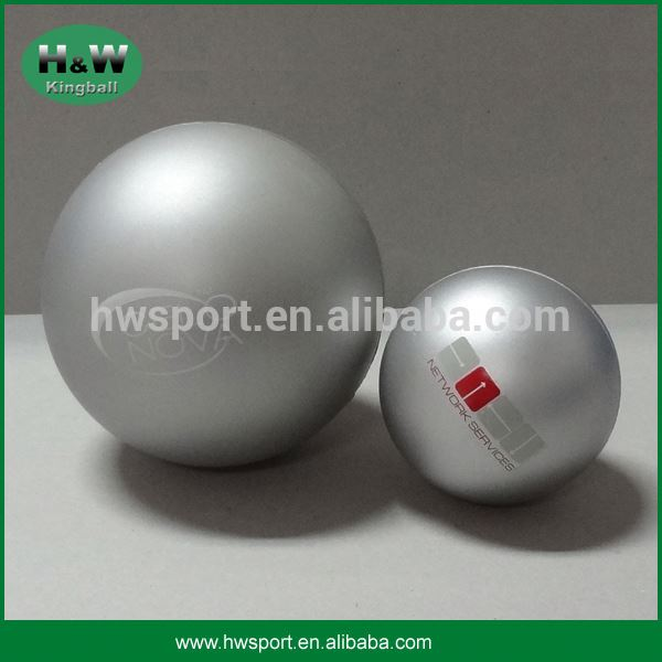 Memory Pu Foam Stress Sticker Ball